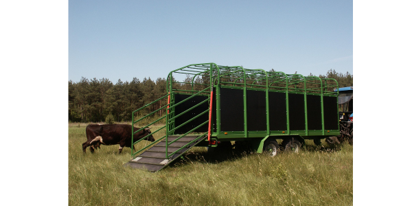 Prikolice za prevoz živali