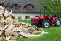 Rastlinsko olje za pogon motorjev traktorjev AGT