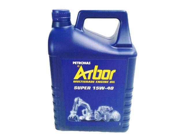 Olje Arbor Super 15W40 5L